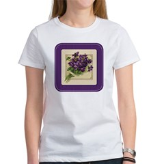 Bouquet of Violets Tee