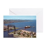 Duluth Harbor Greeting Cards (Pk of 20)