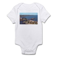 Duluth Harbor Infant Bodysuit