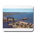 Duluth Harbor Mousepad