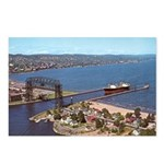 Duluth Harbor Postcards (Package of 8)