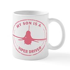 My Son is a Viper Driver Mug