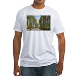 Echo Trail Fitted T-Shirt