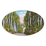 Echo Trail Sticker (Oval 50 pk)