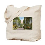Echo Trail Tote Bag