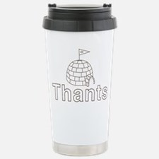 Unique Nigel Travel Mug