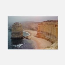 Twelve Apostles Coast Rectangle Magnet