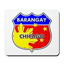 Barangay Chicago Mousepad