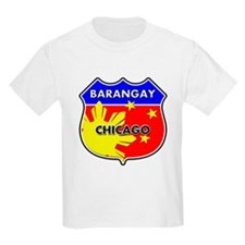 Barangay Chicago T-Shirt