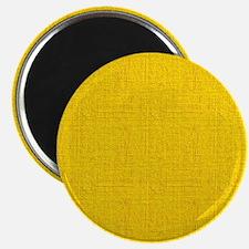 Gold Linen Look Magnet