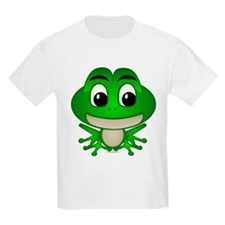 Frankie The Frog Kids T-Shirt