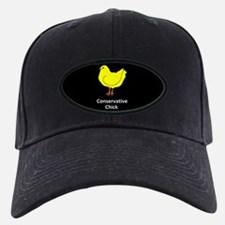Conservative Chick Baseball Hat