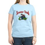 Scooter Trash Women's Light T-Shirt