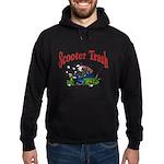 Scooter Trash Hoodie (dark)