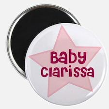 Baby Clarissa Magnet