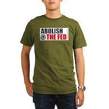 Abolish The FED T-Shirt