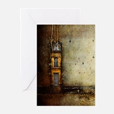 Left at the Corner - Greeting Cards (Pk of 20)