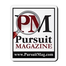 Pursuit Magazine Mousepad for PIs