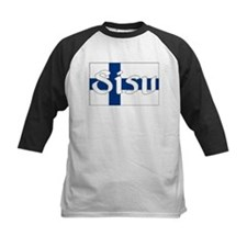 Finnish Sisu (Finnish Flag) Tee