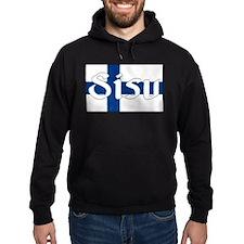 Finnish Sisu (Finnish Flag) Hoodie