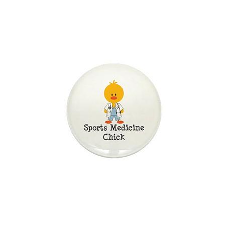 Sports Medicine Chick Mini Button (100 pack)
