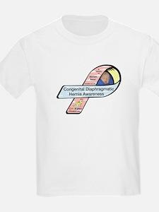 Bennet Rezso CDH Awareness Ribbon T-Shirt