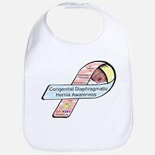Alexander J. Nazareth CDH Awareness Ribbon Bib