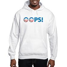 oops obama Hoodie