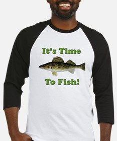 "Genuine Walleye ""It's Time to Fish"" Base"