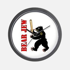 Bear Jew Inglorious Basterds Wall Clock