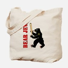 Bear Jew Inglorious Basterds Tote Bag