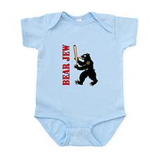 Bear Jew Inglorious Basterds Infant Bodysuit