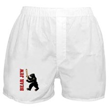 Bear Jew Inglorious Basterds Boxer Shorts