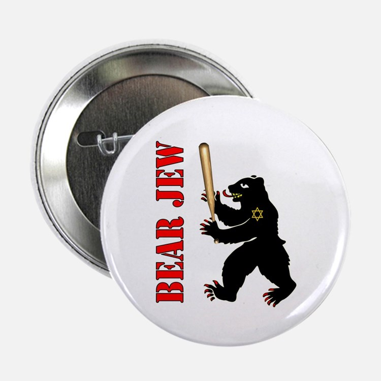 "Bear Jew Inglorious Basterds 2.25"" Button"