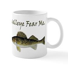 Walleye Fear Me Mug