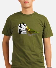 Amazons of Arizona Bird Clinic T-Shirt
