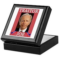 Traitor Joe Keepsake Box