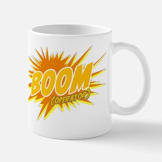 Boom Operator Mug