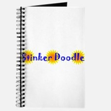 Stinker Doodle Journal