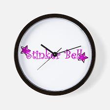 Stinker Bell Wall Clock