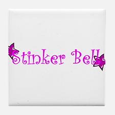 Stinker Bell Tile Coaster