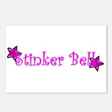 Stinker Bell Postcards (Package of 8)