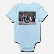 Penguin Parade Infant Creeper
