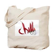 Hot Chilli Tote Bag