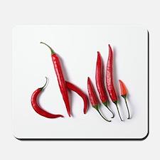 Hot Chilli Mousepad