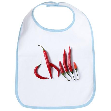 Hot Chilli Bib