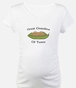 Great Grandma Of Twins Shirt