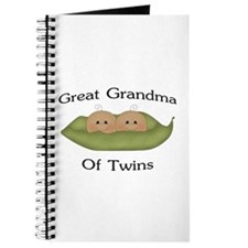 Great Grandma Of Twins Journal