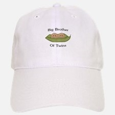 Big Brother Of Twins Baseball Baseball Cap