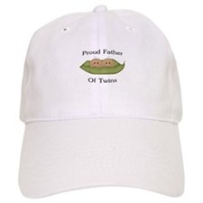 Proud Father Of Twins Baseball Cap